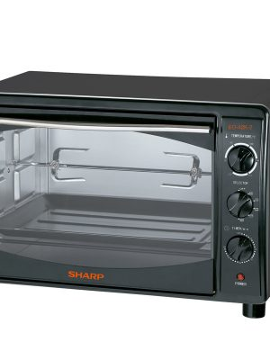 sharp-electric-oven-42-litre-1800-watt-in-black-color-with-grill-and-fan-eo-42k-2